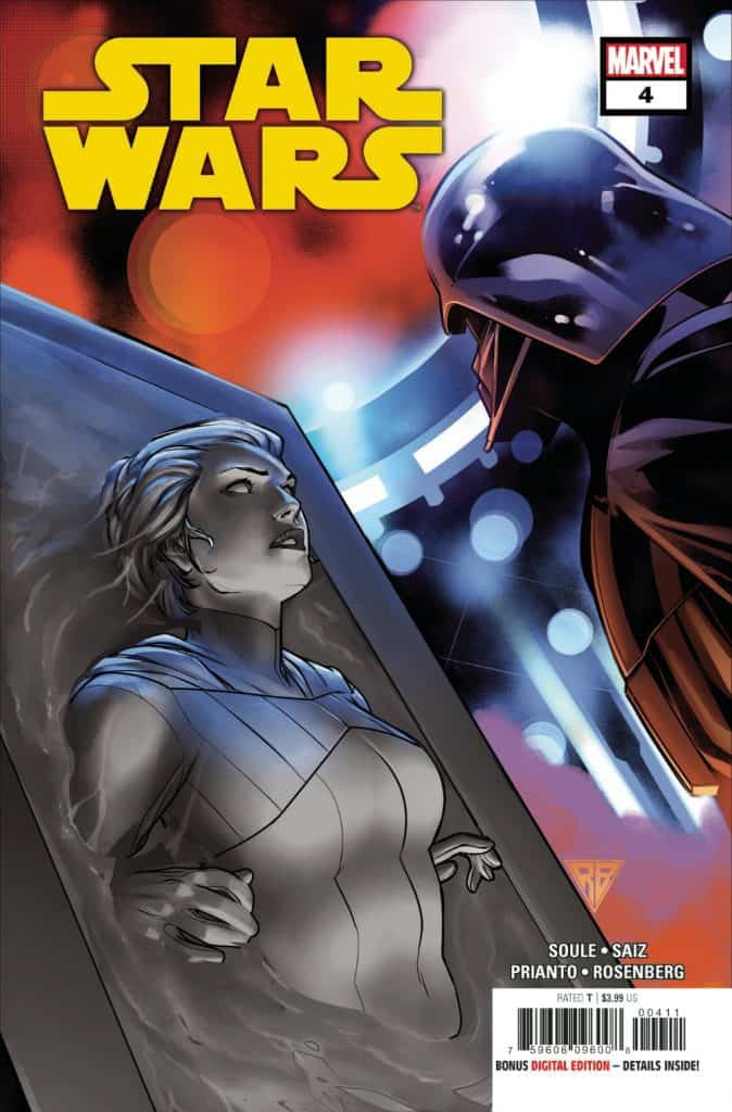 STAR WARS #4 - Cover A