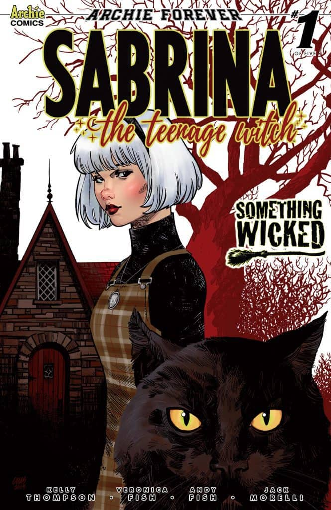 SABRINA: SOMETHING WICKED #1 - Cover E