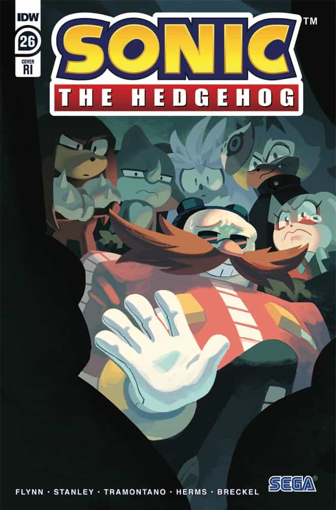 Sonic the Hedgehog #26 - Retailer Incentive Cover