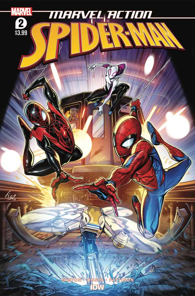 Marvel Action: Spider-Man Vol. 2 #2 - Cover A