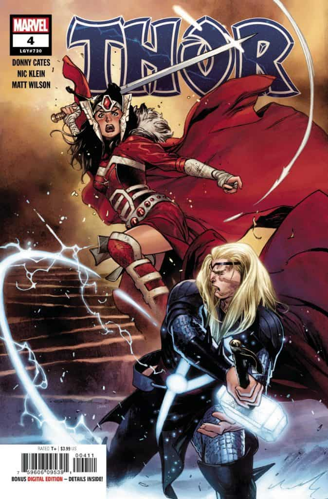 THOR #4 - Cover A