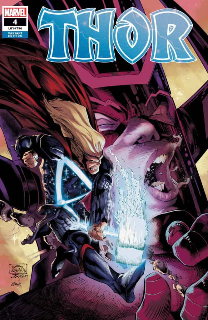 THOR #4 - Cover B