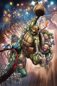 Teenage Mutant Ninja Turtles #104 - Big Time Collectibles Exclusive Variant