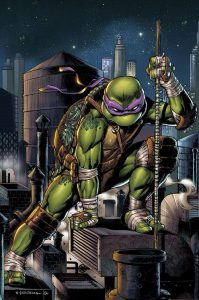 Teenage Mutant Ninja Turtles #104 - Slab City Exclusive Variant