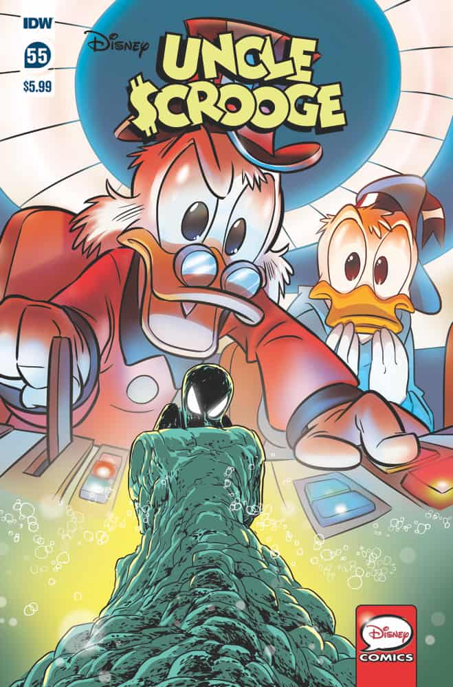 Uncle Scrooge #55 - Cover A
