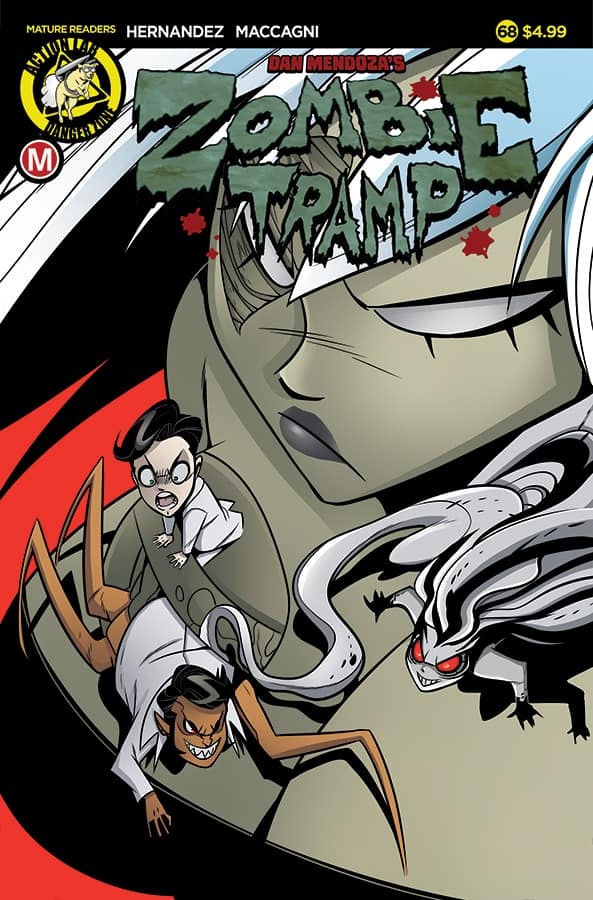 Zombie Tramp #68 Cover A