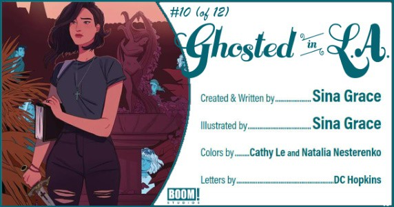 Ghosted in L.A. #10 preview feature