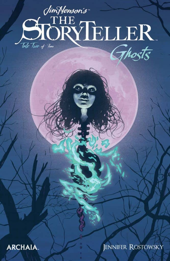 JIM HENSON'S THE STORYTELLER: GHOSTS #2 - Main Cover