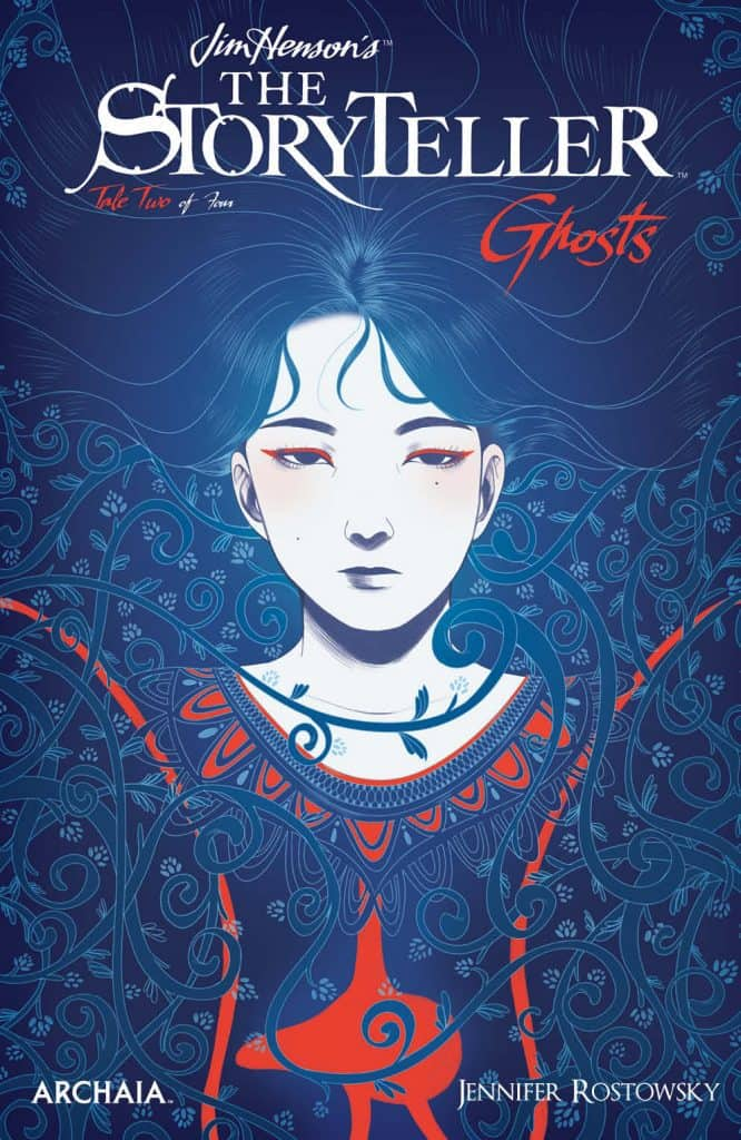 JIM HENSON'S THE STORYTELLER: GHOSTS #2 - Variant Cover