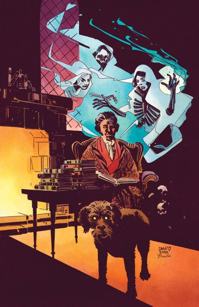 JIM HENSON'S THE STORYTELLER: GHOSTS #2 - Unlocked Retailer Variant Cover