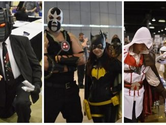Wizard World Chicago 2015 Friday