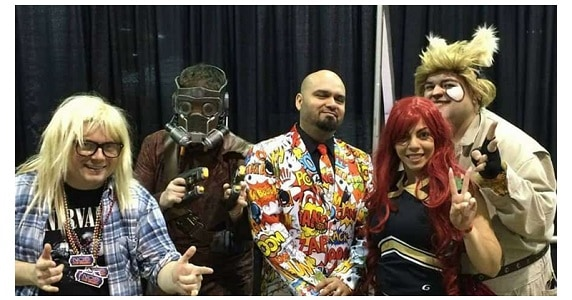 Wizard World Flashback 2015