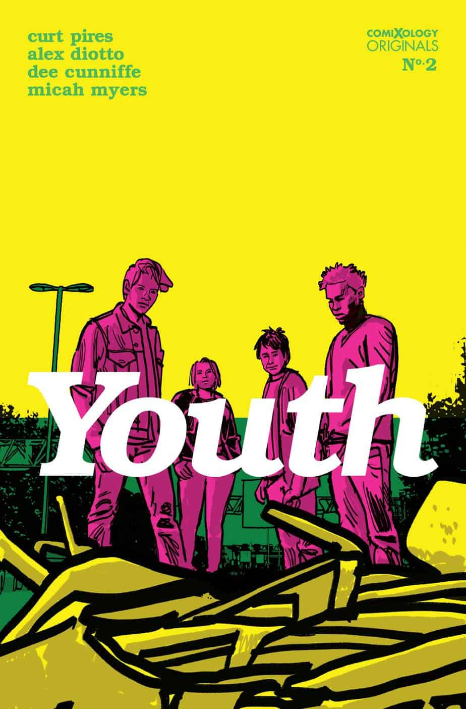 YOUTH 2 Cover