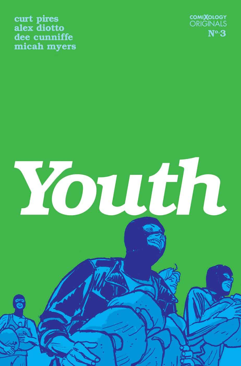 YOUTH 3 Cover