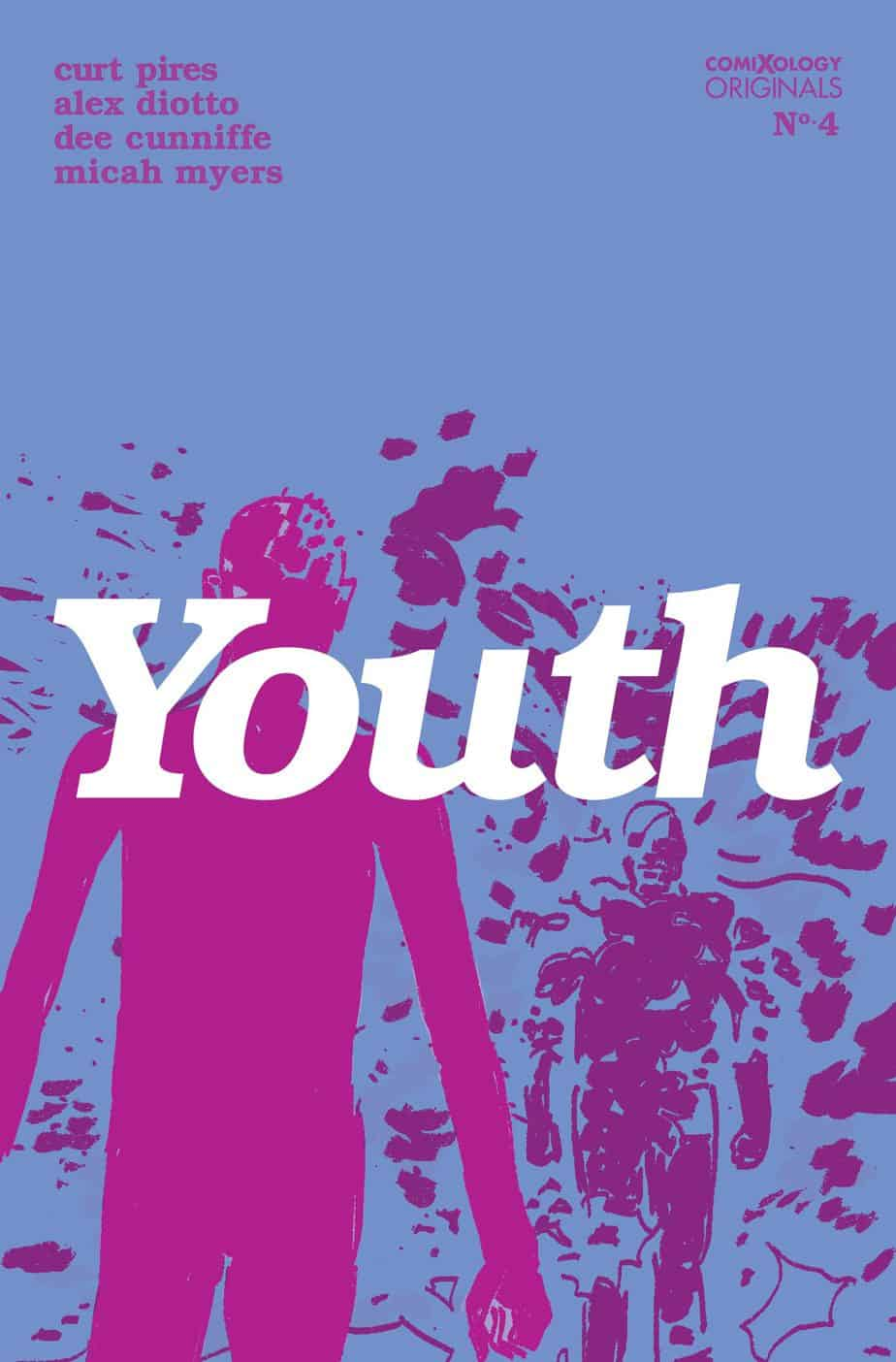 YOUTH 4 Cover
