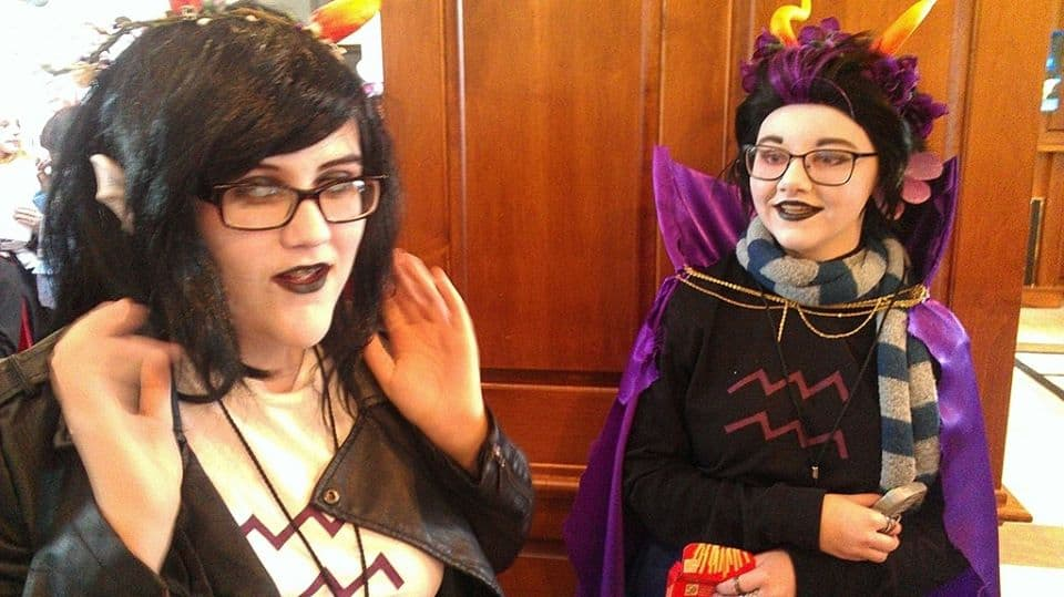 star city Anime 2016 by Raven Maxfield