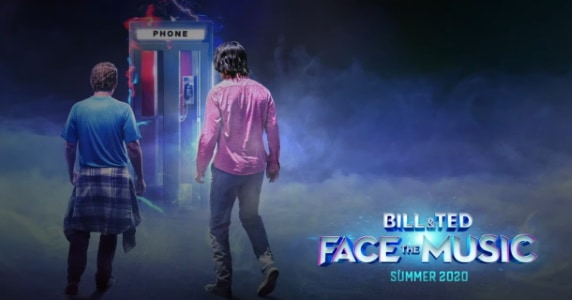 Bill & Ted Face the Music trailer feature