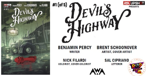 Devil's Highway #1 review feature