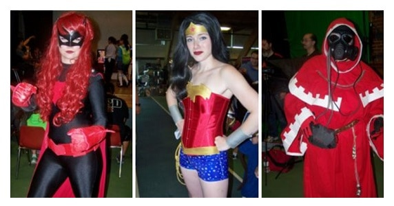 Dupage Mighty Con June 2016