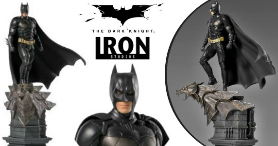Iron Studios The Dark Knight feature