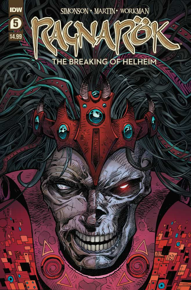 RAGNARÖK: The Breaking of Helheim #5 - Cover A