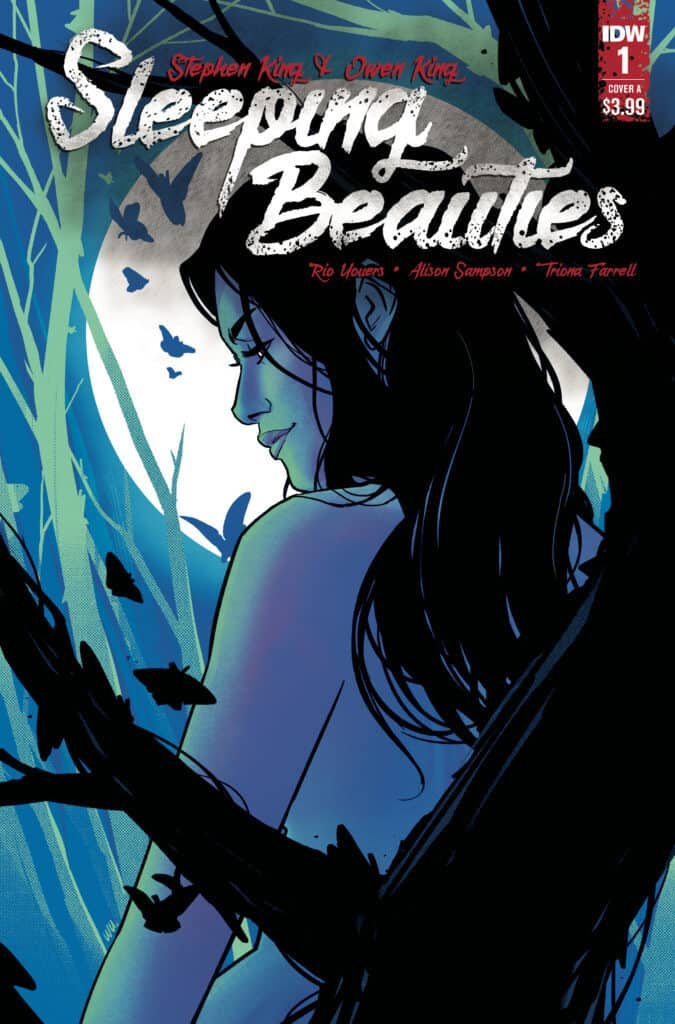 Sleeping Beauties #1 - Cover A