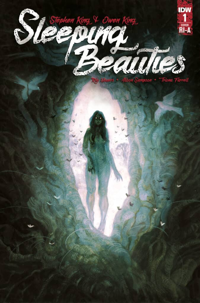 Sleeping Beauties #1 - Retailer Incentive Cover A