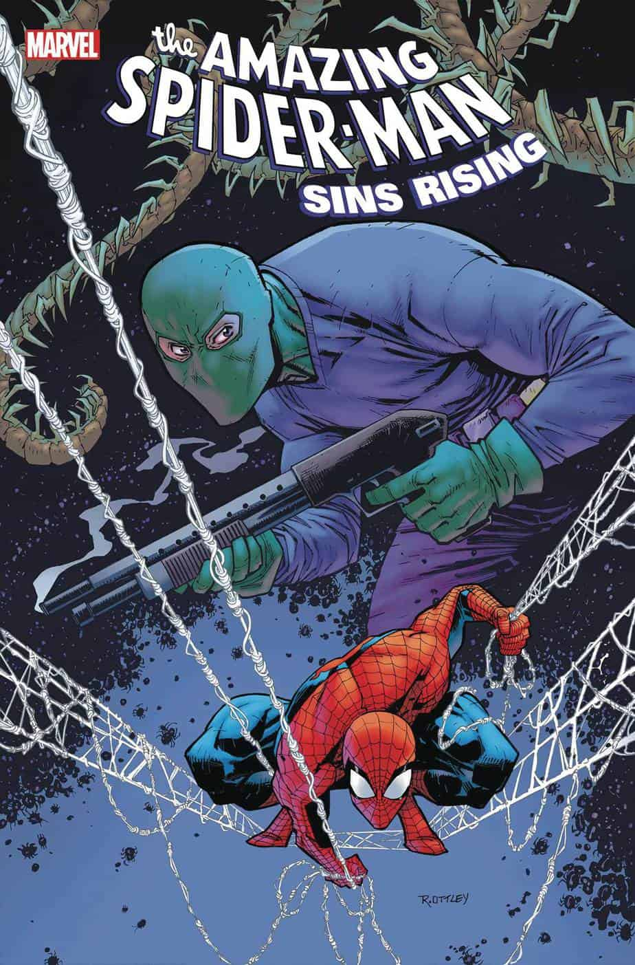 AMAZING SPIDER-MAN: Sins Rising Prelude #1 - Cover A