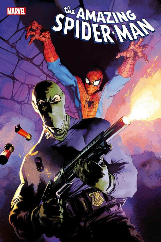 Amazing Spider-Man #45 - Cover A