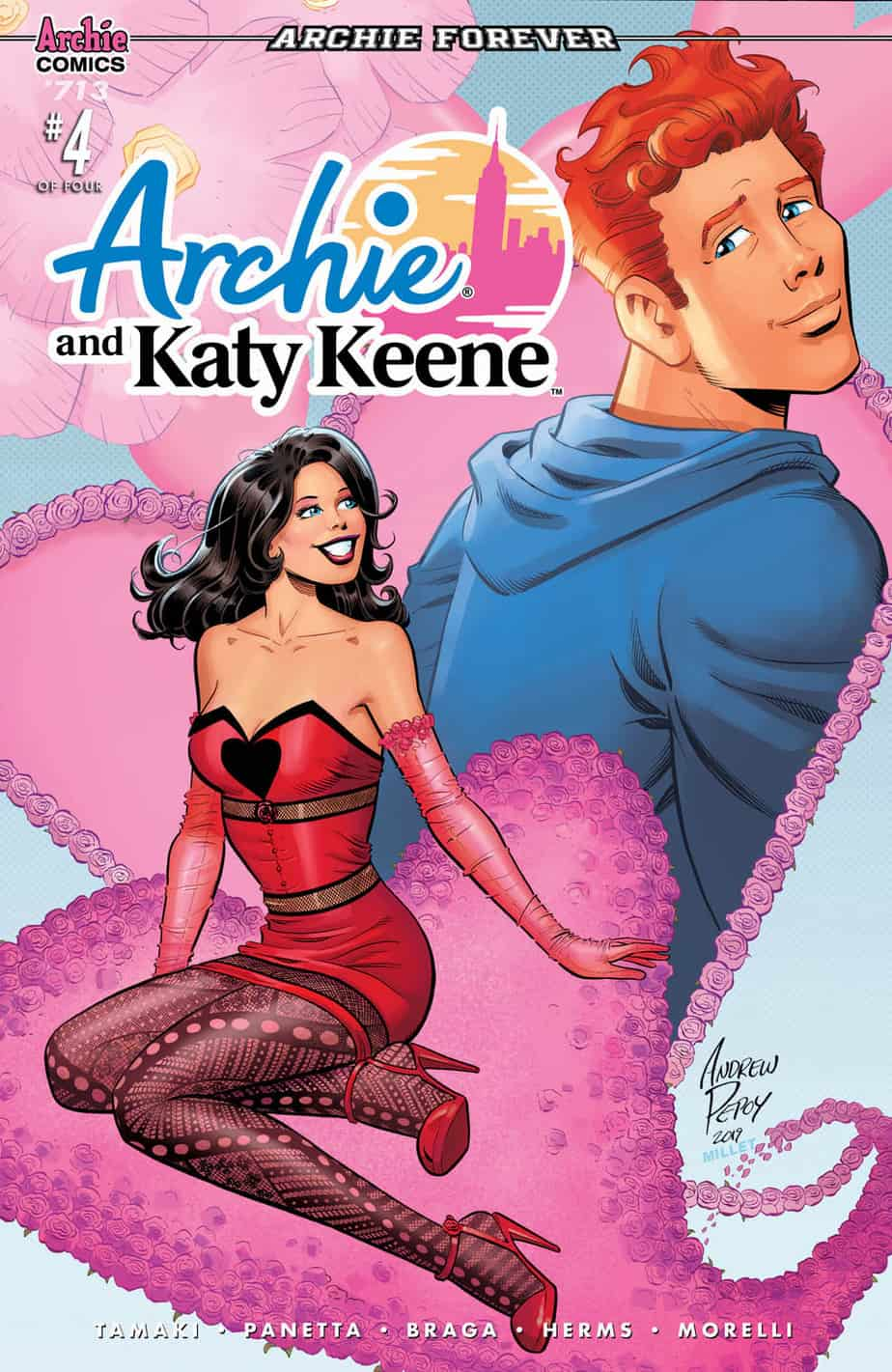 ARCHIE #713 - Cover B