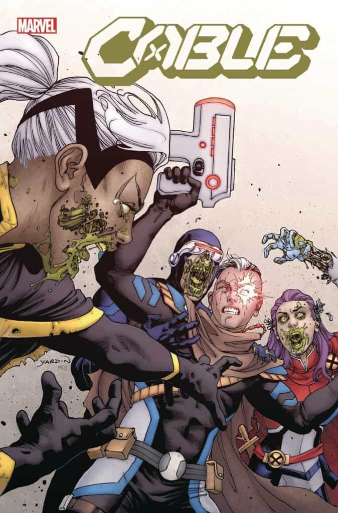 CABLE (2020-) #2 - Cover C