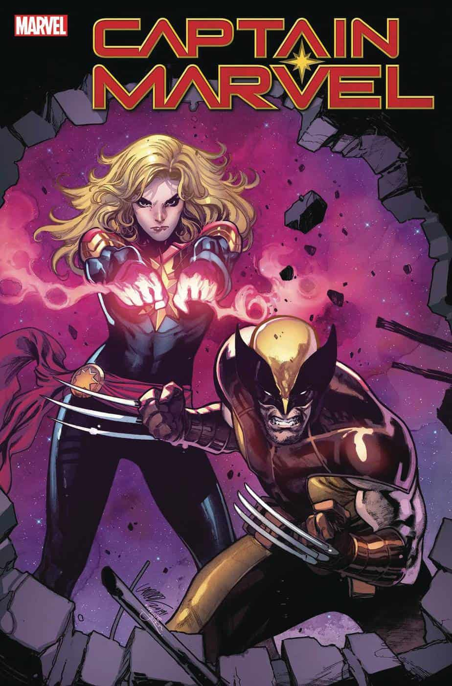 CAPTAIN MARVEL #17 - Cover A
