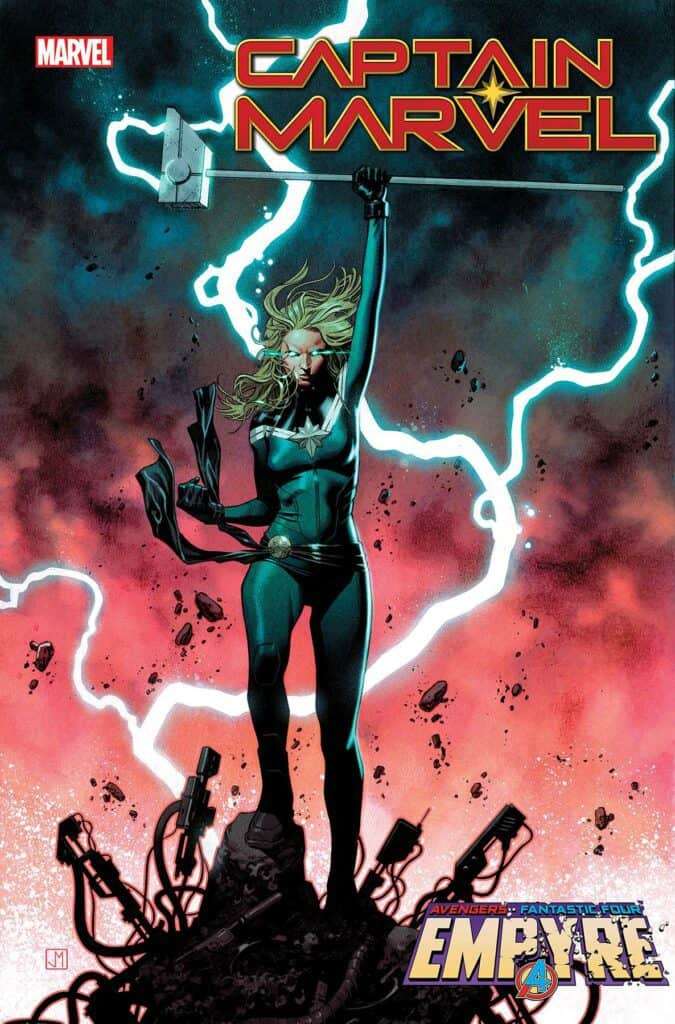 Captain Marvel #18 - Cover A