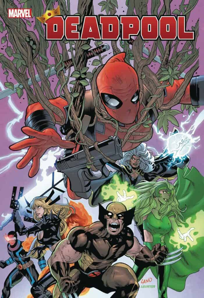 Deadpool (2019-) #6 - Cover A