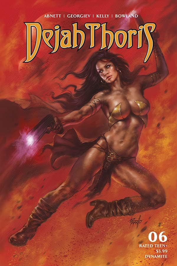 Dejah Thoris (Vol. 3) #6 - Cover A