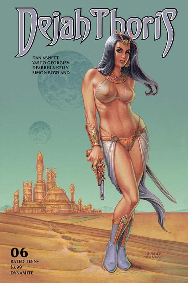 Dejah Thoris (Vol. 3) #6 - Cover C