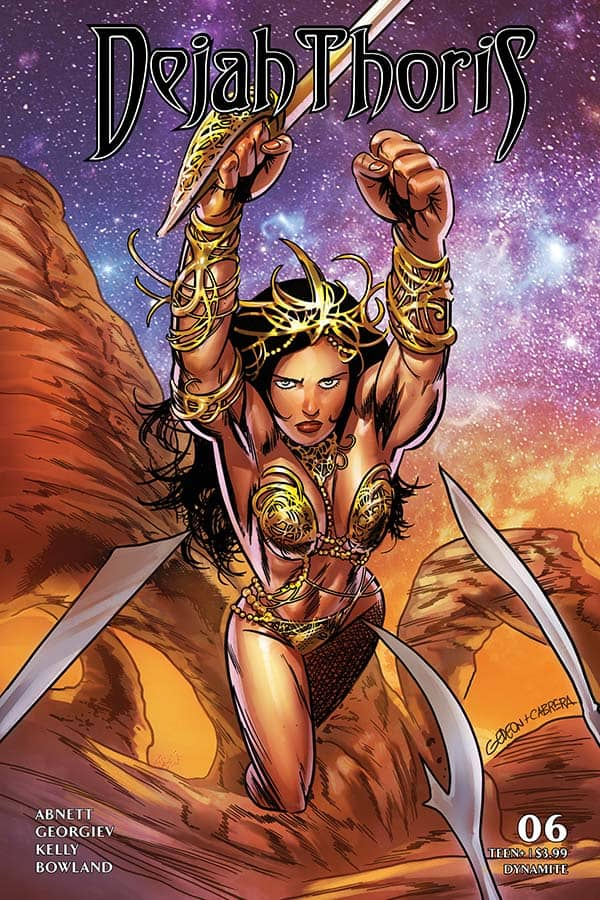Dejah Thoris (Vol. 3) #6 - Cover D