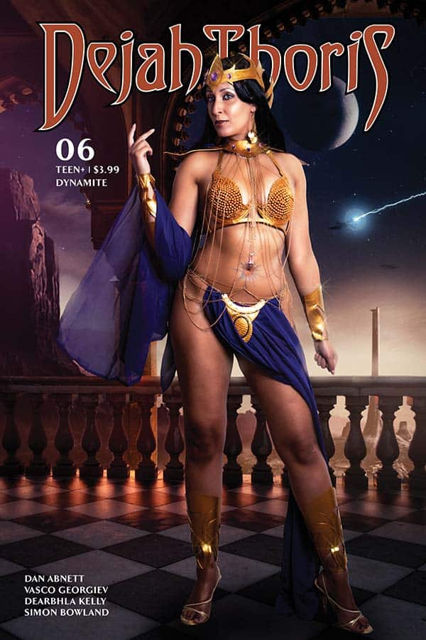 Dejah Thoris (Vol. 3) #6 - Cover E
