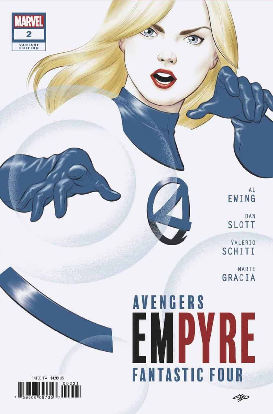 EMPYRE #2 - Cover C