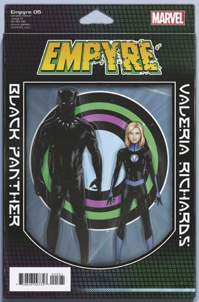 EMPYRE #3 - Cover F