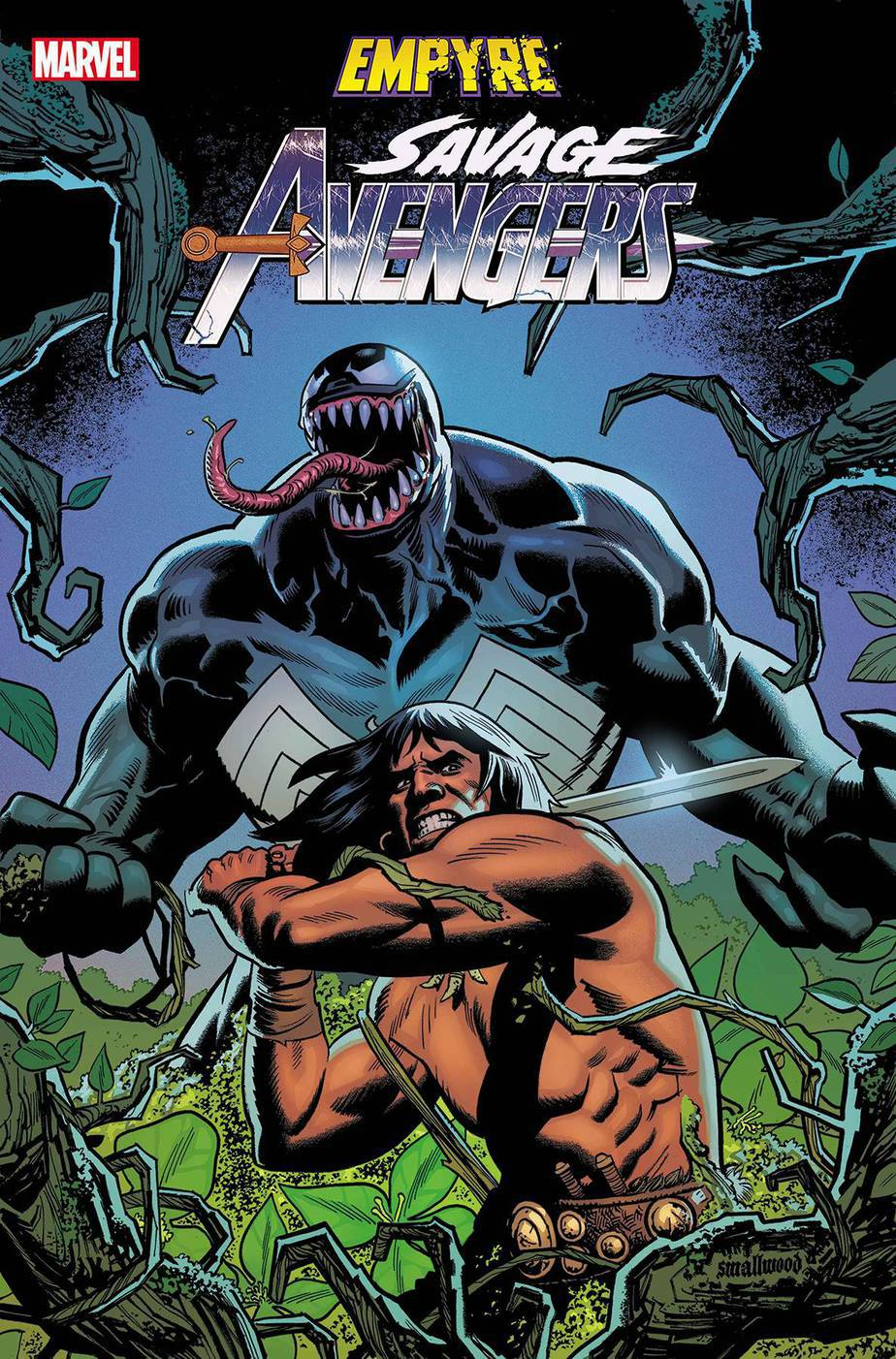 EMPYRE: Savage Avengers #1 - Cover A