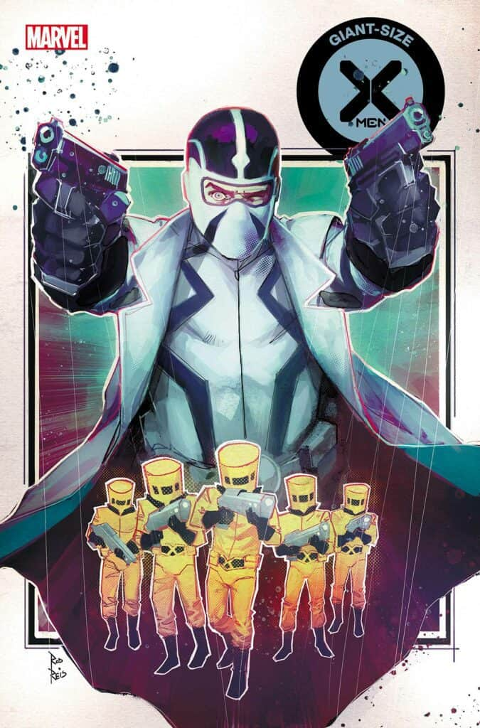 GIANT-SIZE X-MEN: Fantomex #1 - Cover A