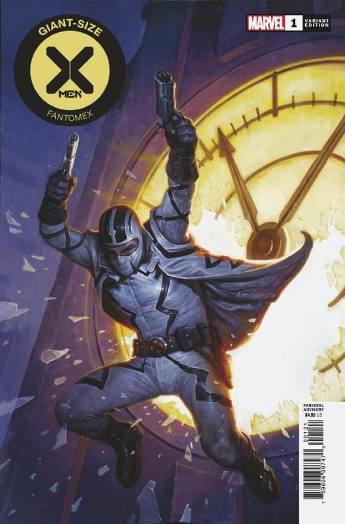 GIANT-SIZE X-MEN: Fantomex #1 - Cover B