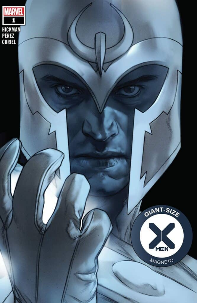 GIANT-SIZE X-MEN Magneto #1 - Cover A