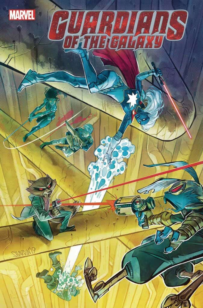 GUARDIANS OF THE GALAXY (2020-) #4 - Cover A
