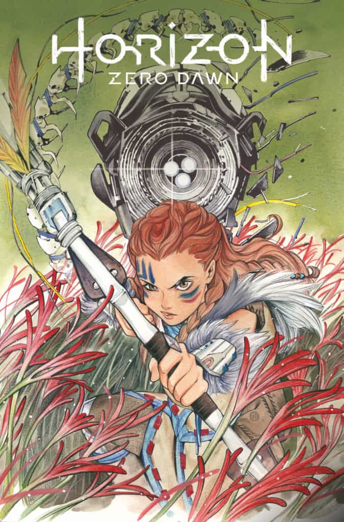 HORIZON ZERO DAWN #1 - Cover E