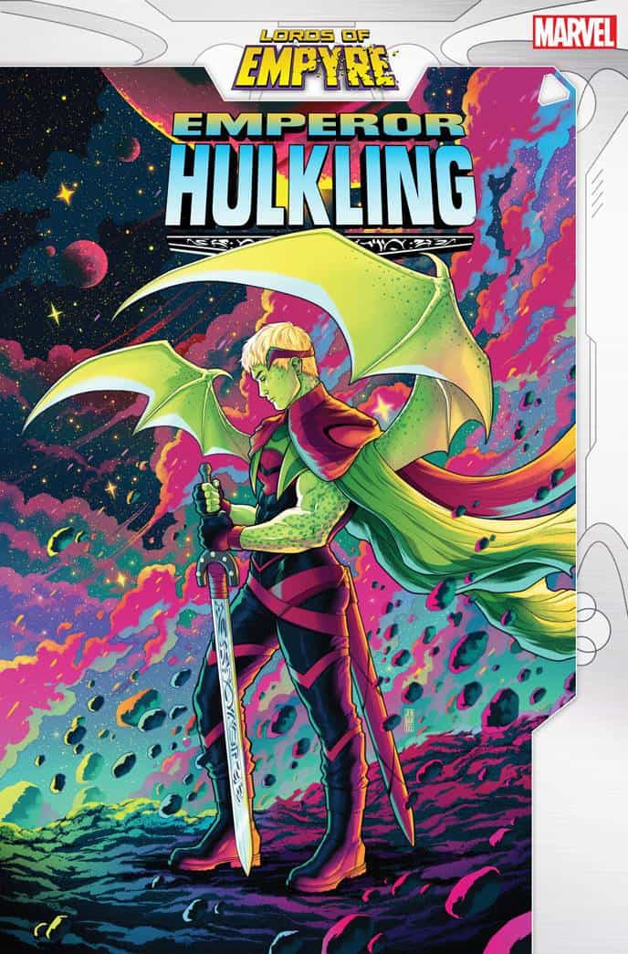 LORDS OF EMPYRE: Emperor Hulkling #1 - Cover C