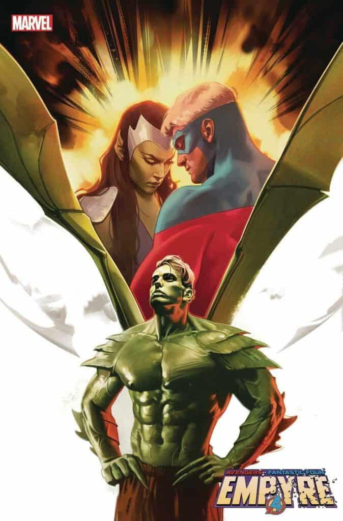 LORDS OF EMPYRE: Emperor Hulkling #1 - Cover D