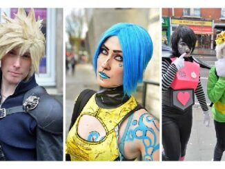 London Anime and Gaming Convention 2017