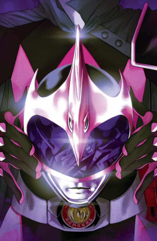 POWER RANGERS: Ranger Slayer #1 - Foil Variant Cover